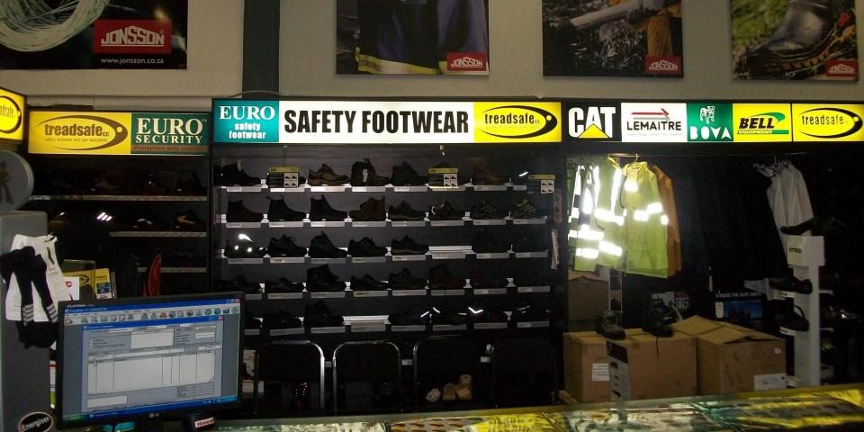 About Treadsafe - Best Safety Footwear, Workwear & PPE supplier in