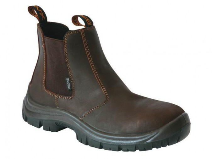 Bronx 6191 Chelsea Safety Boot Bronx Safety Footwear