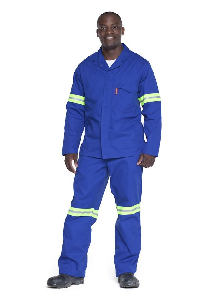 d989f5df214e Sweet Orr 2 Piece Overall with Reflective Tape - Sweet-Orr - Workwear