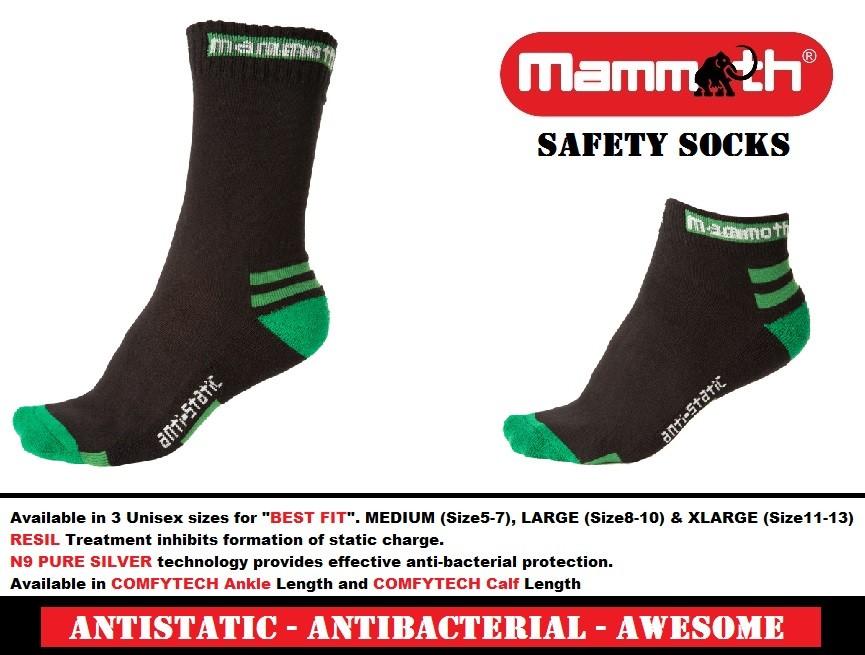 Mammoth Safety Socks Workwear
